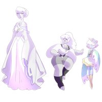 Zodiac Gem ADOPTS (CLOSED) by Blissful-Rouzes