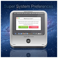 Super System Preferences by D1m22