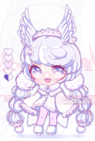 [CLOSED] Angelic Pom #2 Auction! by Elirel