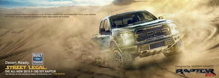 FORD RAPTOR SVT - Concept - 01 by illuphotomax