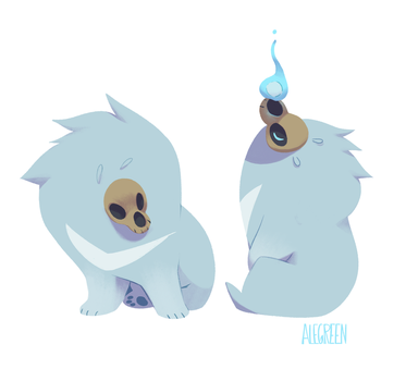 Auron Stickers by Aledles