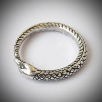 Ouroboros. Size 6,5 - 7 US by BDSart