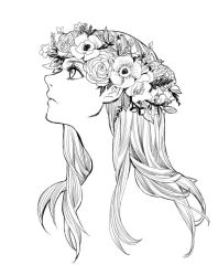 FlowerCrown by Zoo-chan