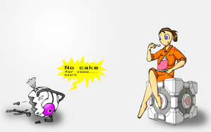 no cake for you by 1337933535