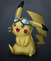 Pika Pika by Dylean