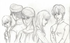 The Other M Cast by DanaNicole96