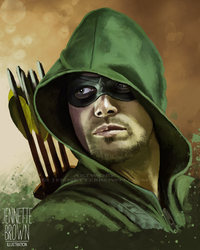 Arrow by sugarpoultry