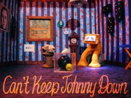 Can't Keep Johnny Down 1 of 3 by zpxlng