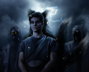 absolute darkness - Nogitsune tribute by emmagucci