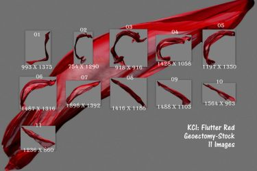 KCI Flutter-Pack Red by geoectomy-stock
