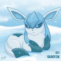 471-GLACEON by YeyoXD