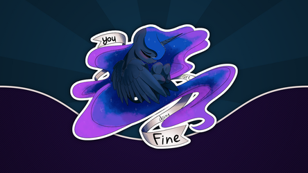 You Are Doing Fine by ArgonByte
