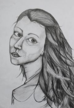 Self-portrait by 0someone0