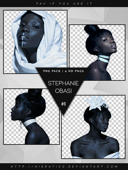 Stephanie Obasi PNG Pack by hieratic0