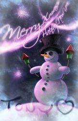 Xmass card by Deftonys-muse