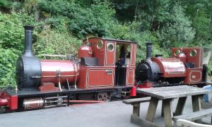 300 Years in the Form of Steam by Terrier55Stepney