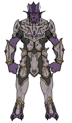 Armor Concept for stegoman86 by NiteOwl94