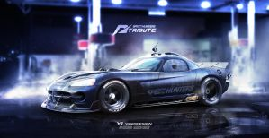 Speedhunters Dodge Viper SRT Need for speed by yasiddesign