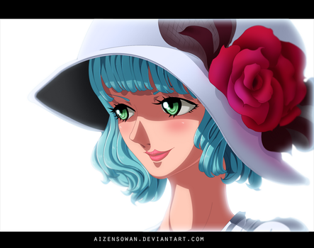 One Piece 860 - Stussy by AizenSowan