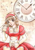 Time is short by Mana-Kyusai