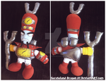 Commission: Small N.Tropy Plush Doll by Sarasaland-Dragon