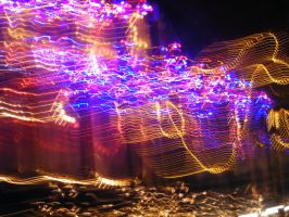 Light painting by jeremusic