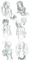 Org-Inf: Sketches of love by arafel