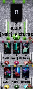 B.A.P (Noir) Pictures -Sims3 by babygreenlizard