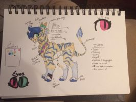 Miel Ref  by humble-abode
