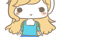 Fionna pagedoll [free to use] by pinkbunnii