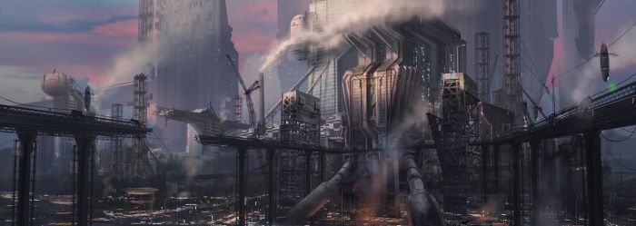 Industrial city by gunsbins