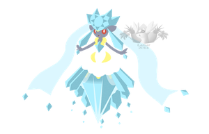 Mega Diancie Thing