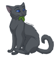 Cinderpelt by tigon