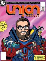 Union Weekly Vol 66 Issue 13 by Vic-Perfecto