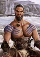 KHAL DROGO by JaumeCullell