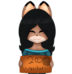 202 WACTHERS by LuckyShimmer