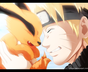 Naruto - Forever by X7Rust