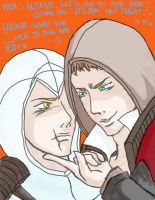 Altair,Let's Go To the Bar by tiandlzz