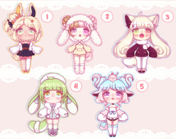 [CLOSED] Set Price Adopt Batch~ by Elirel