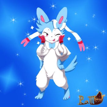 Oscar used Shiny Attract!! by Coffee-Ratteu