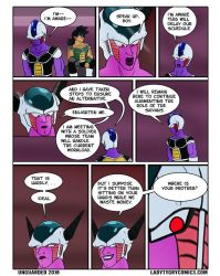 Unguarded Ch. 5 Page 12 by ladytygrycomics