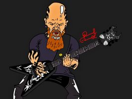 Kerry King by biel12