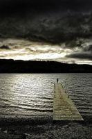Cumbrian Spring: Windermere Jetty 3 by Coigach