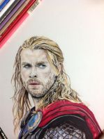 Thor by Silverwing5