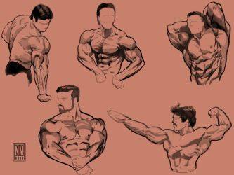 Muscle bound 3 by NeerajMenon