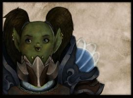 WoW Orc Collaboration by Ainaredien