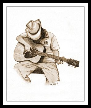 Cowboy Blues by Gilly71