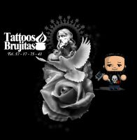 Jesus And Dove Roses. by hermanosaban