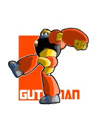 Gutsman Punch by O-O-P