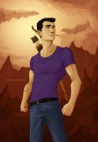 Frank Zhang - Son of Mars by Blue-Wave-789